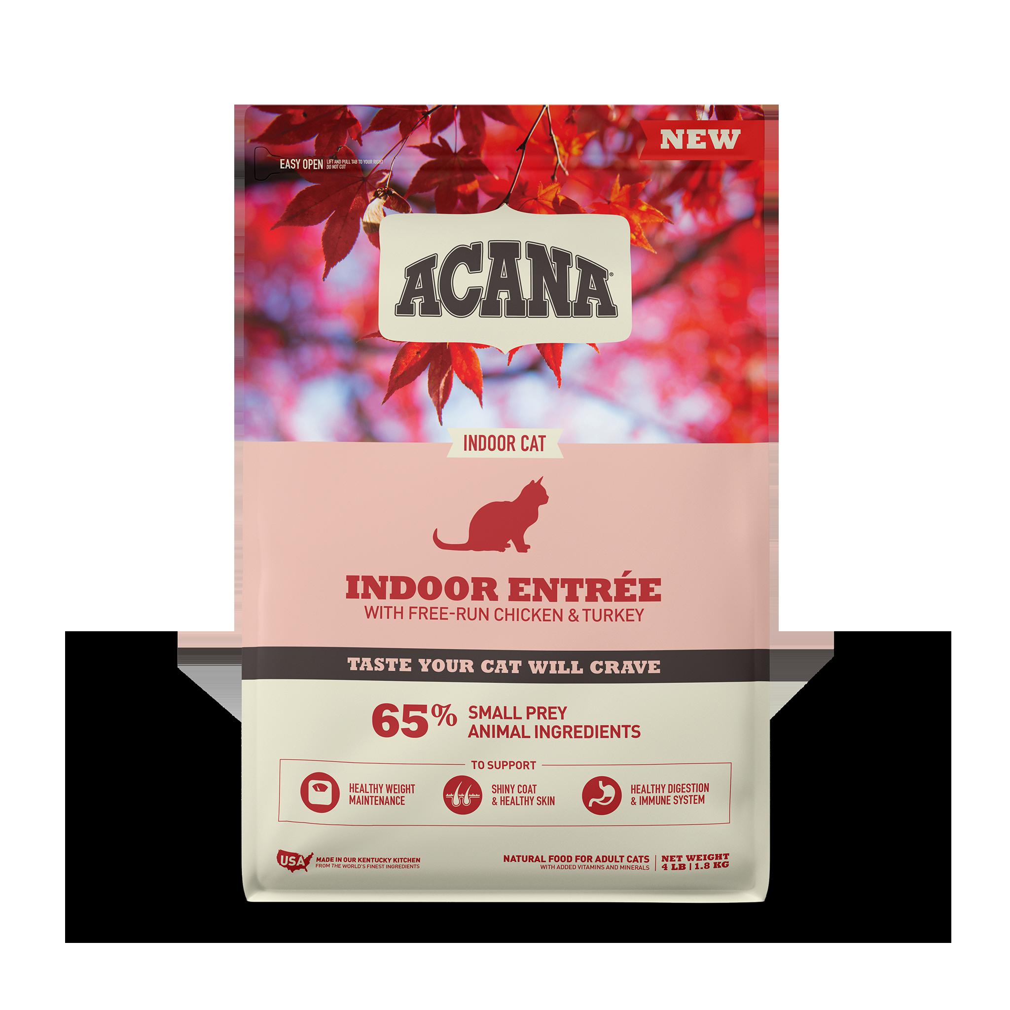 Acana Acana Indoor Entree Dry Cat Food