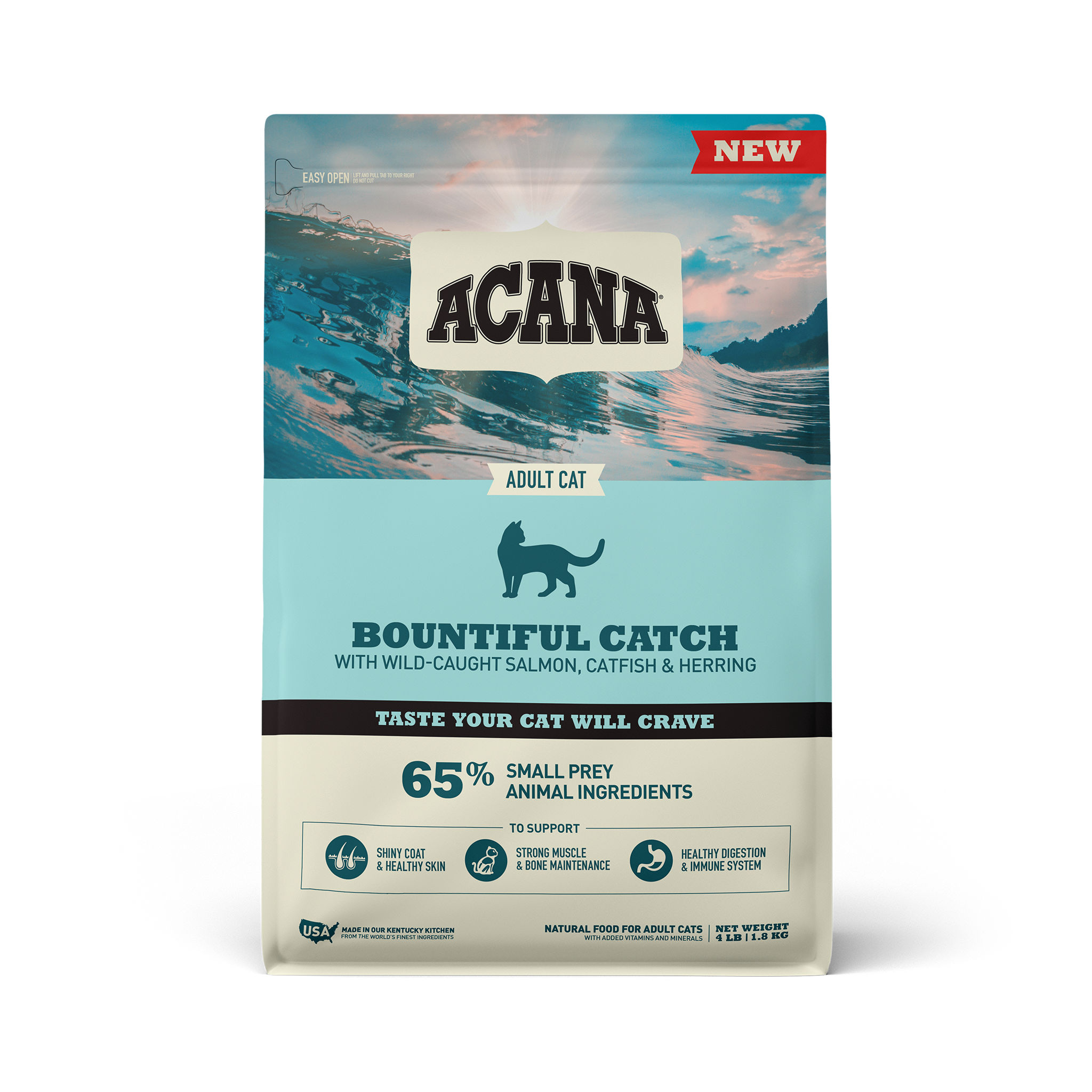 Acana Acana Bountiful Catch Dry Cat Food