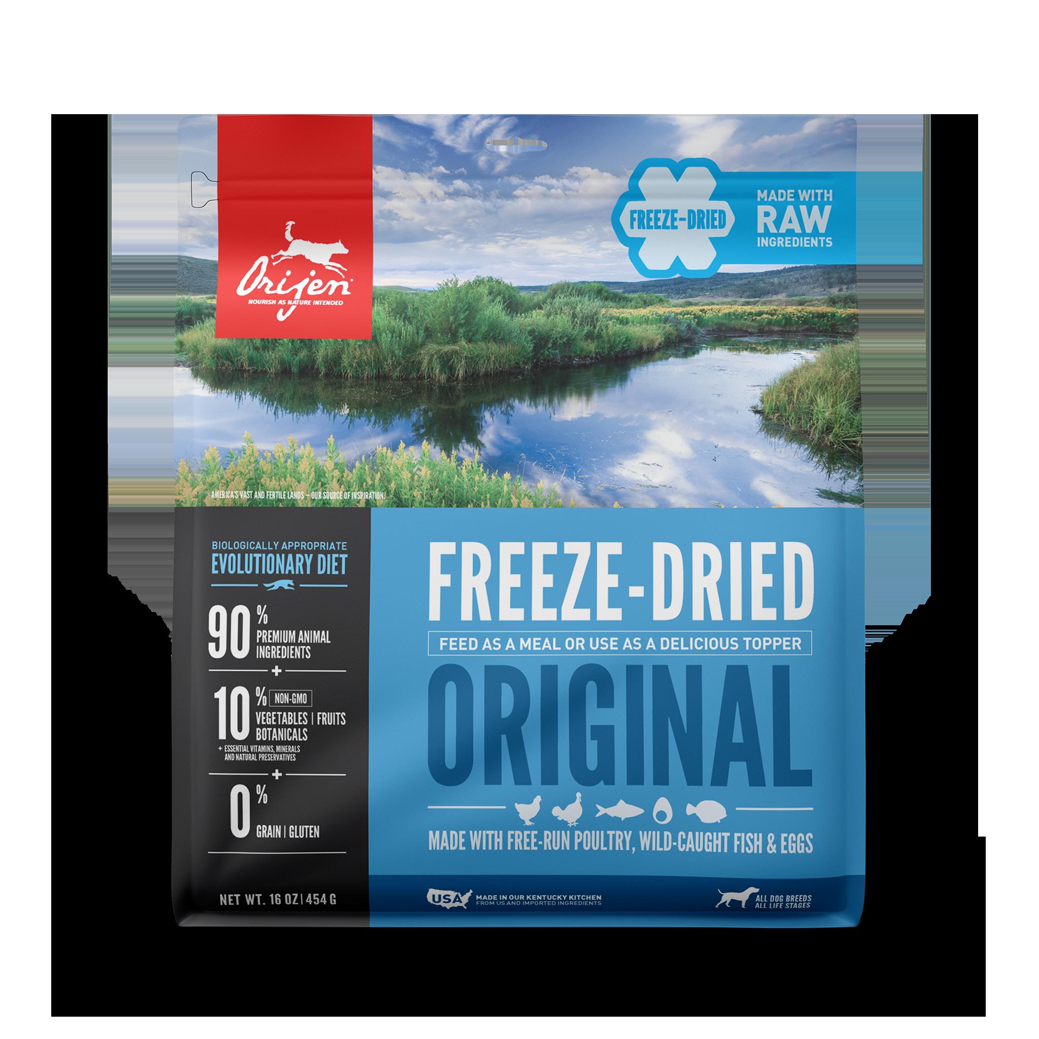 Orijen Orijen Original Freeze Dried Dog Food