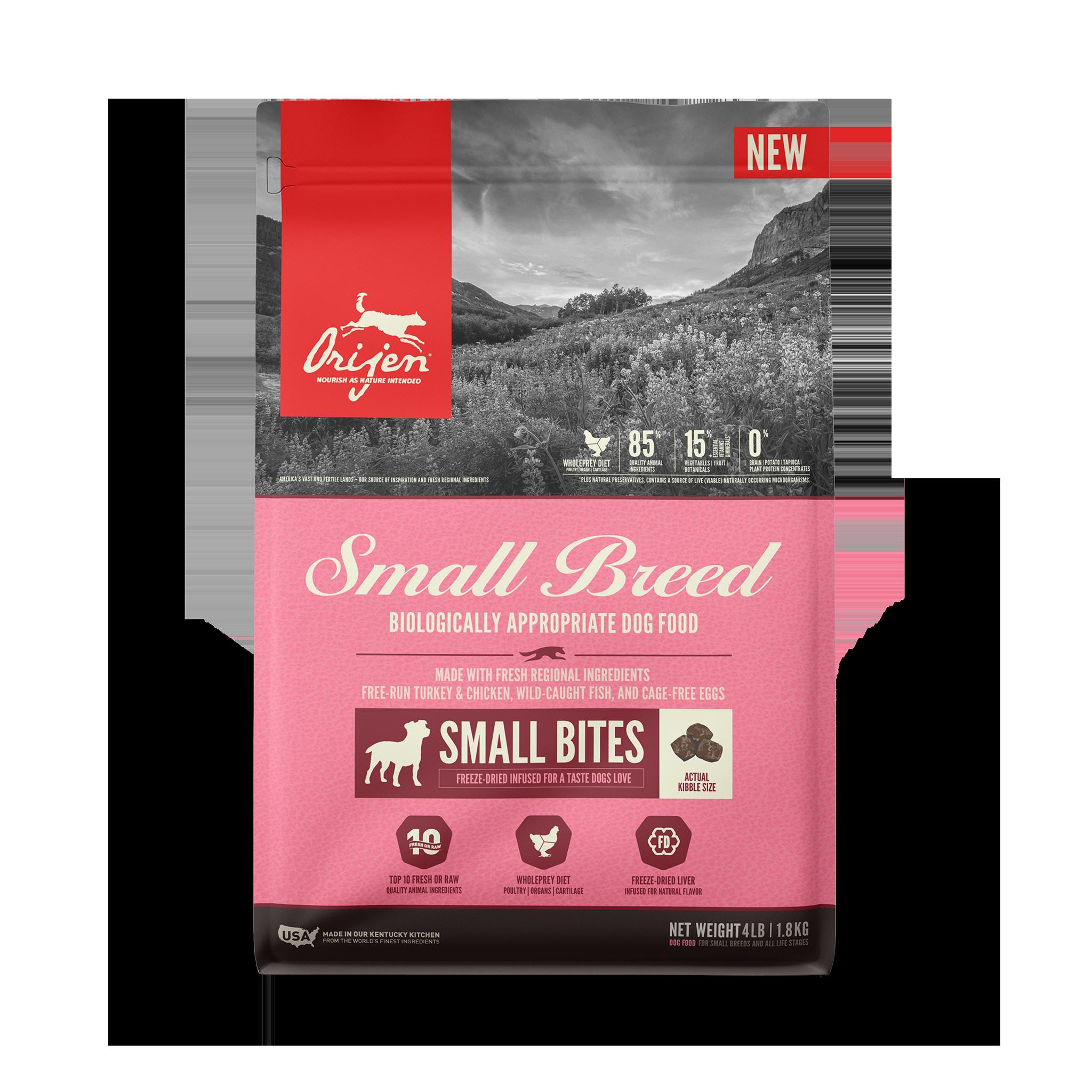 Orijen Orijen Small Breed Dry Dog Food
