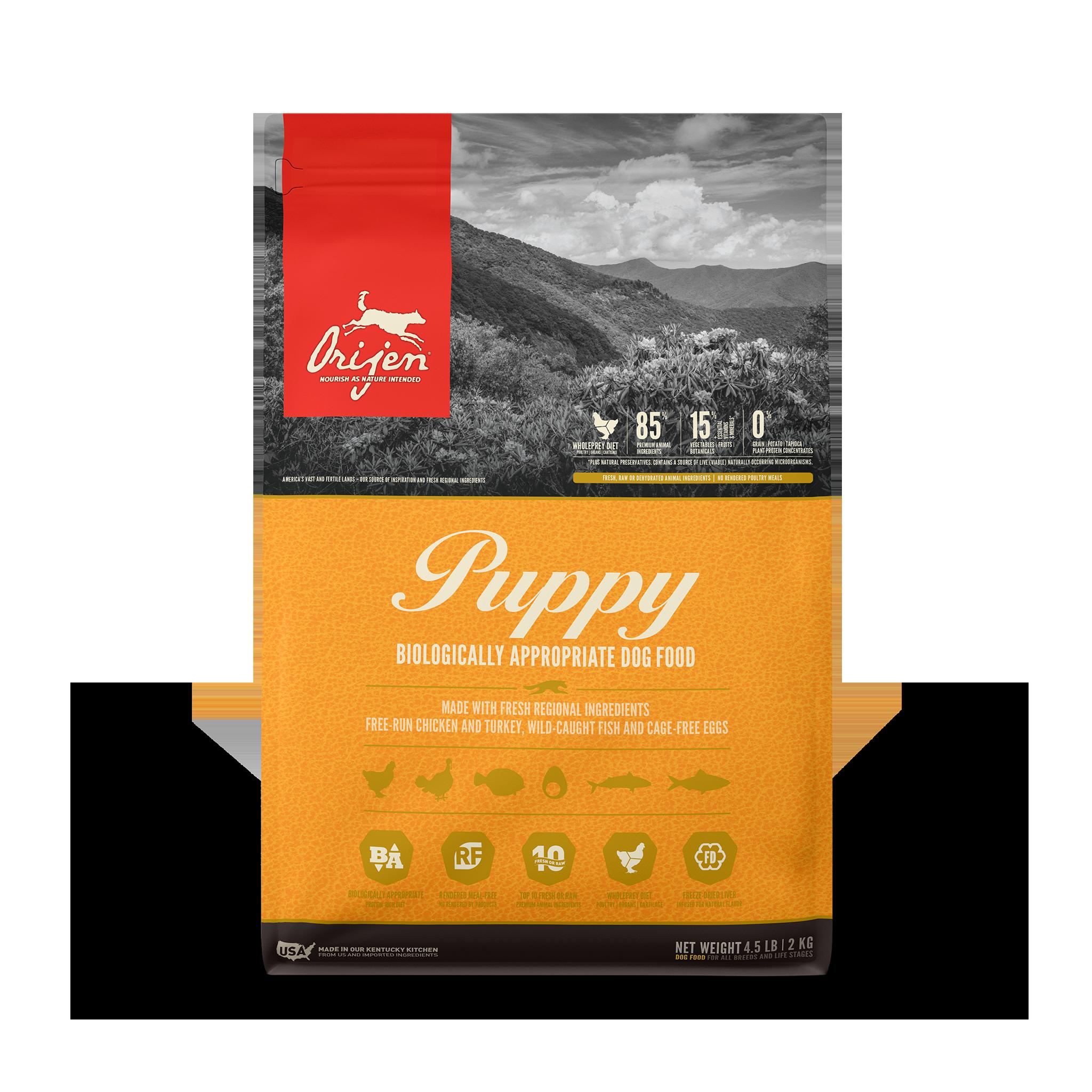 Orijen Orijen Puppy Dry Dog Food