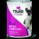 Nulo Nulo Freestyle Adult Beef, Peas & Carrots Wet Dog Food 13oz