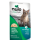Nulo Nulo Freestyle Pouch Chicken, Yellowfin Tuna & Duck Wet Cat Food 2.8oz