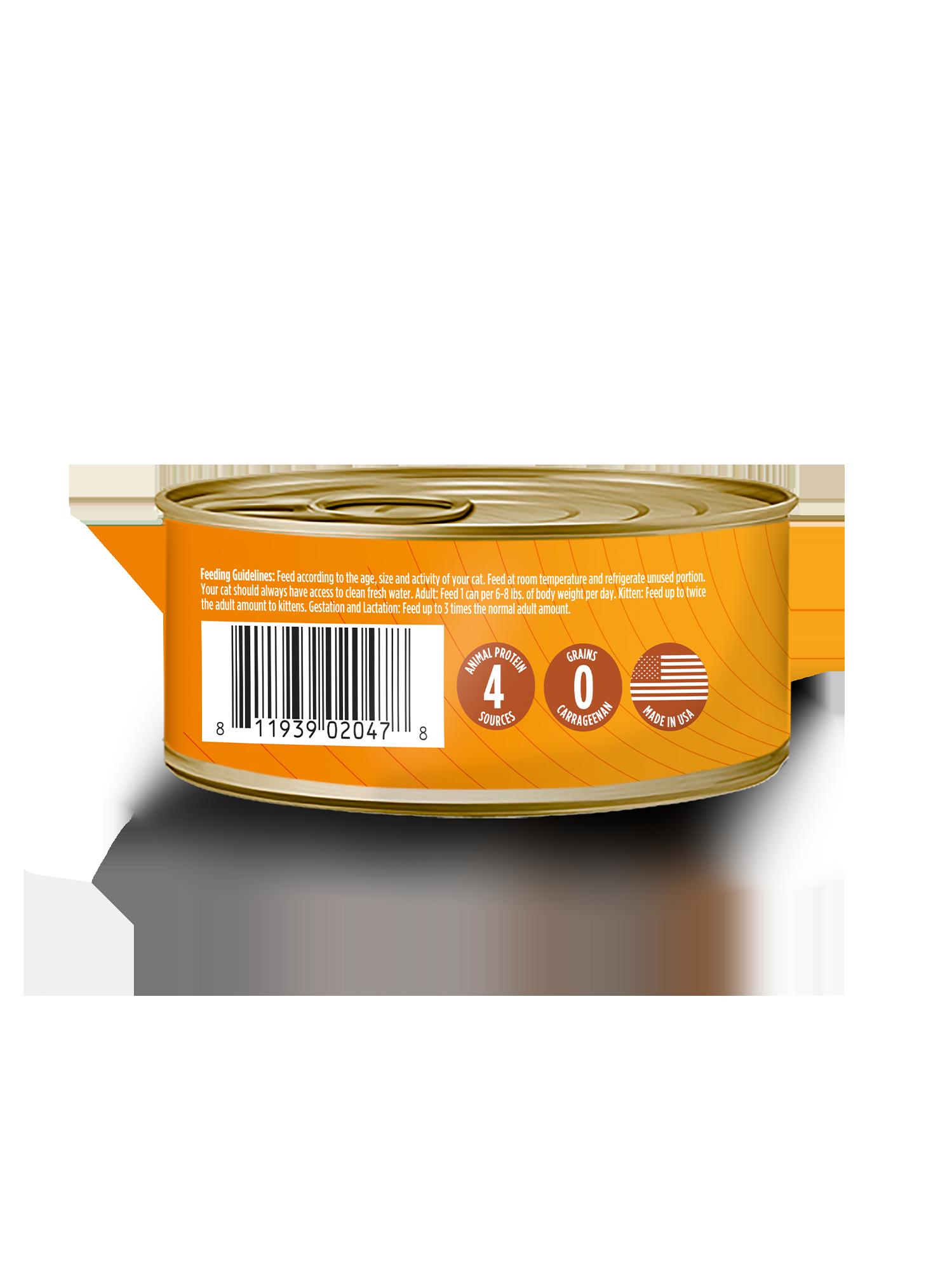 Nulo Nulo Freestyle Chicken & Herring Wet Cat Food 5.5oz