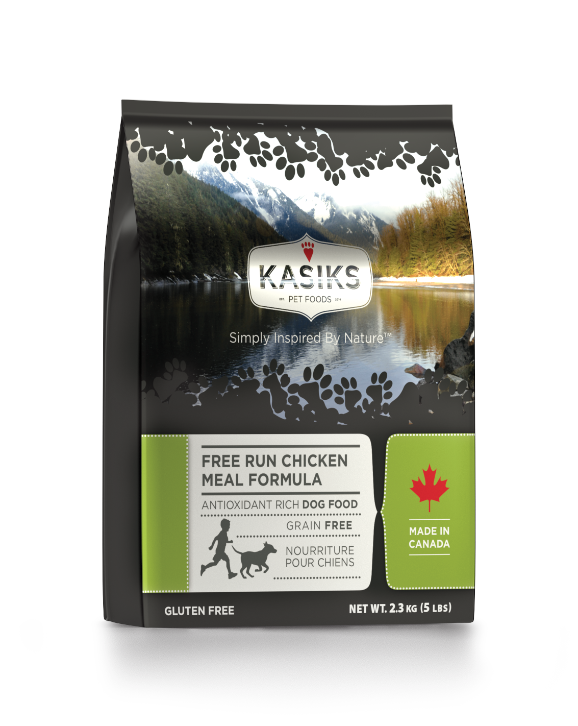 Kasiks Kasiks Free Run Chicken Dry Dog Food