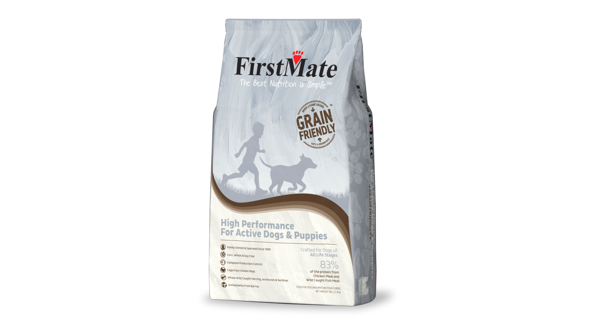 FirstMate FirstMate High Performance Grain Friendly Puppy Dry Dog Food
