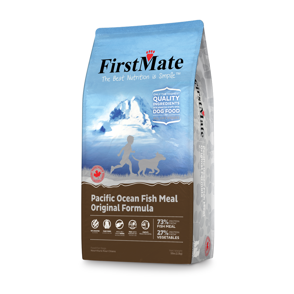 FirstMate FirstMate Limited Ingredient Diet Pacific Ocean Fish Dry Dog Food