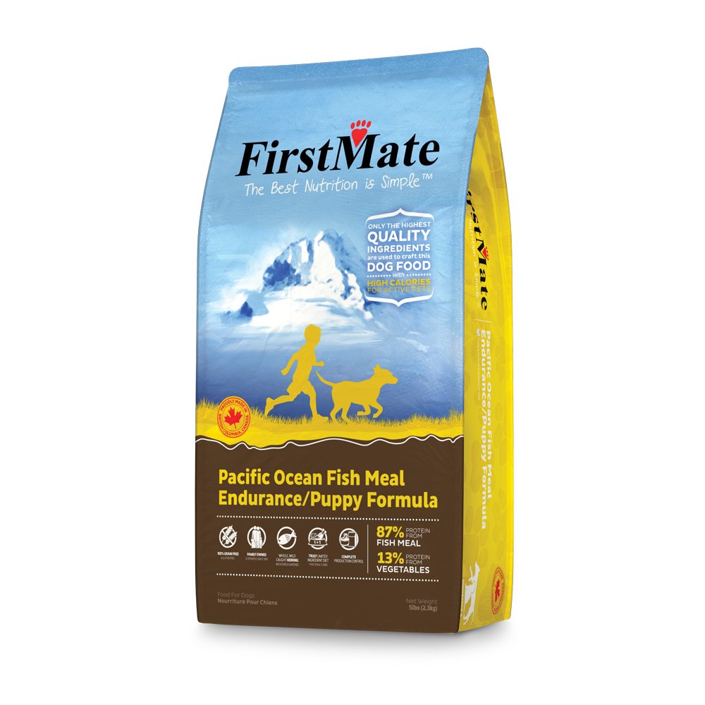 FirstMate FirstMate Limited Ingredient Diet Endurance/Puppy Pacific Ocean Fish Dry Dog Food