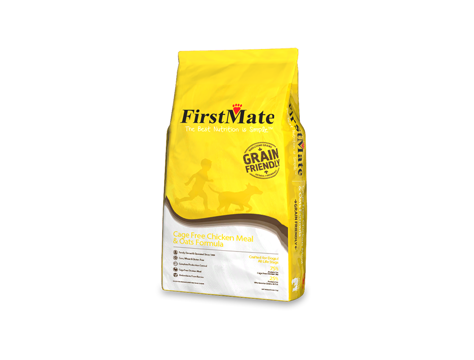 FirstMate FirstMate Grain Friendly Chicken & Oats Dry Dog Food