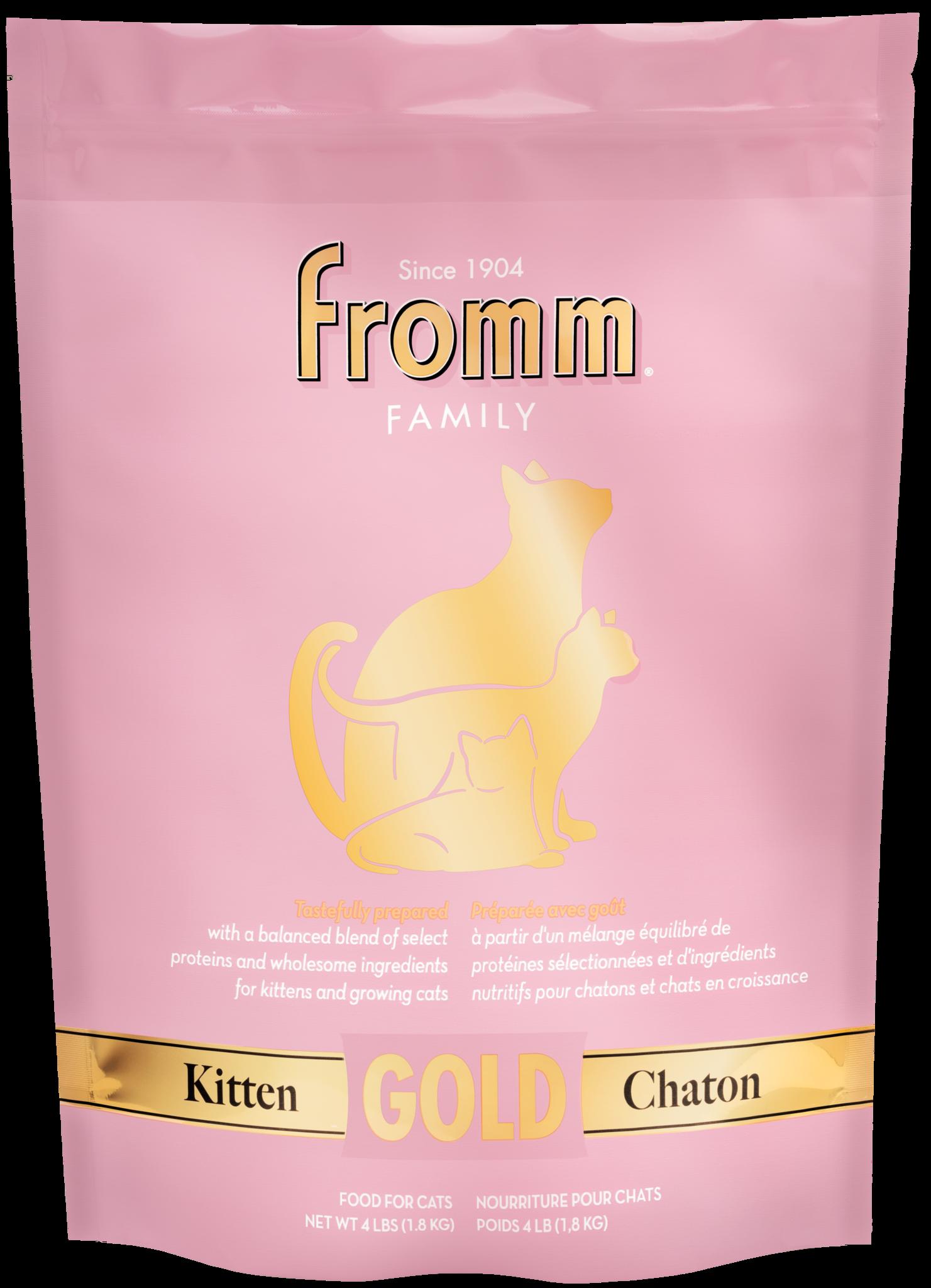 Fromm Fromm Gold Kitten Dry Cat Food
