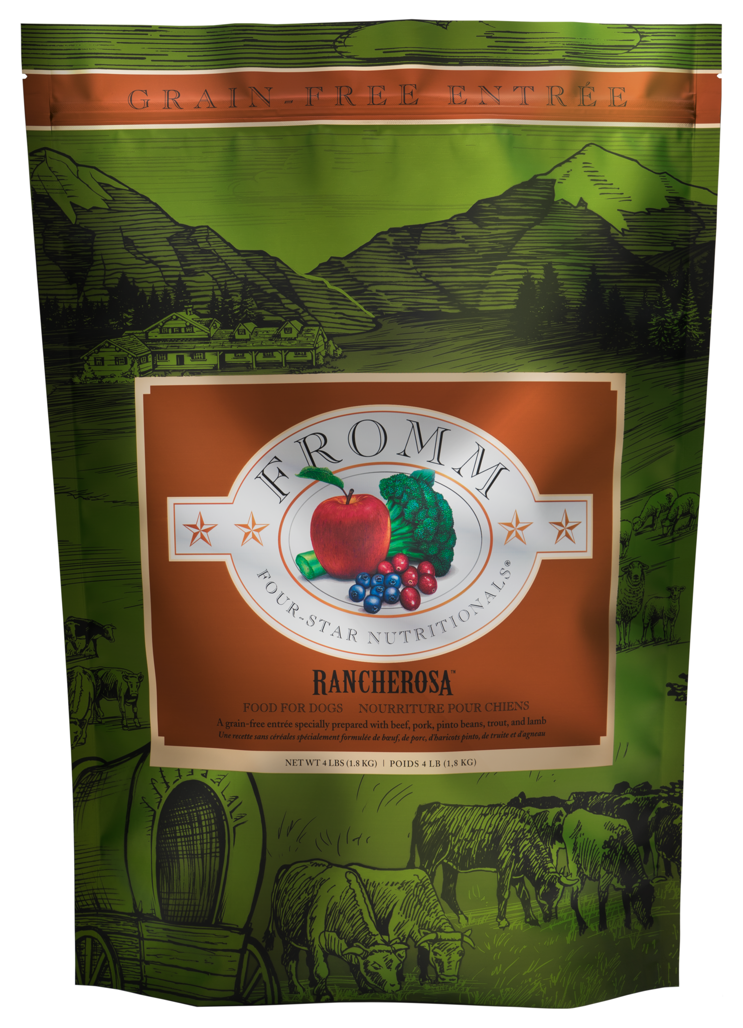 Fromm Fromm Four Star Rancherosa Dry Dog Food