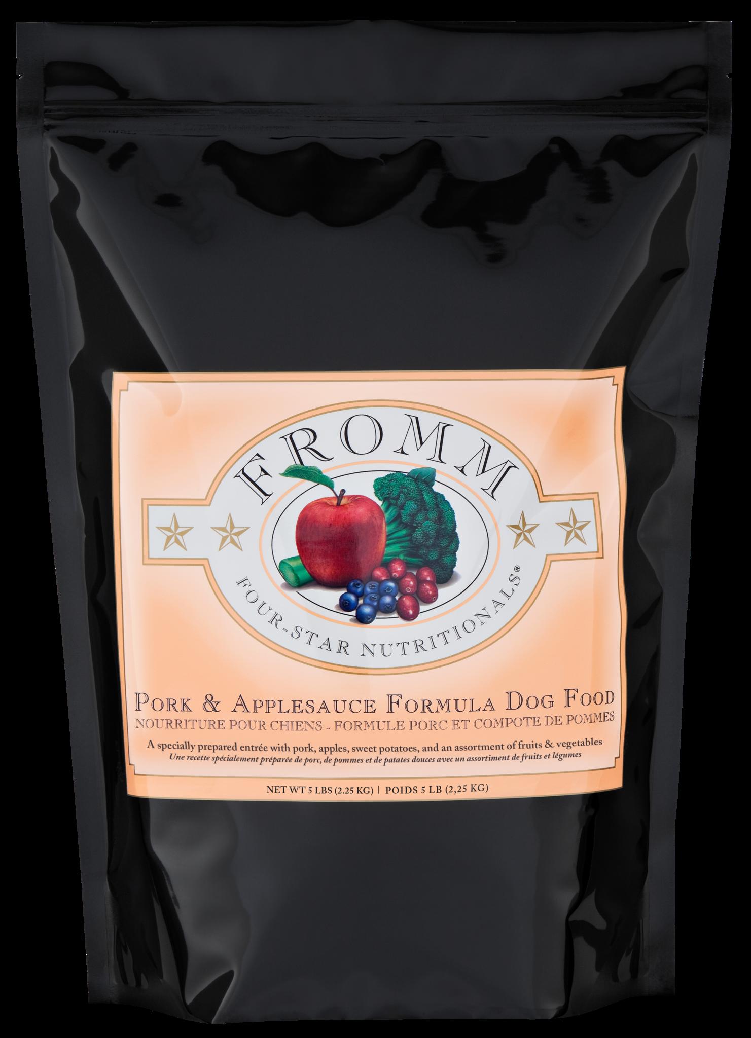 Fromm Fromm Four Star Pork & Applesauce Dry Dog Food