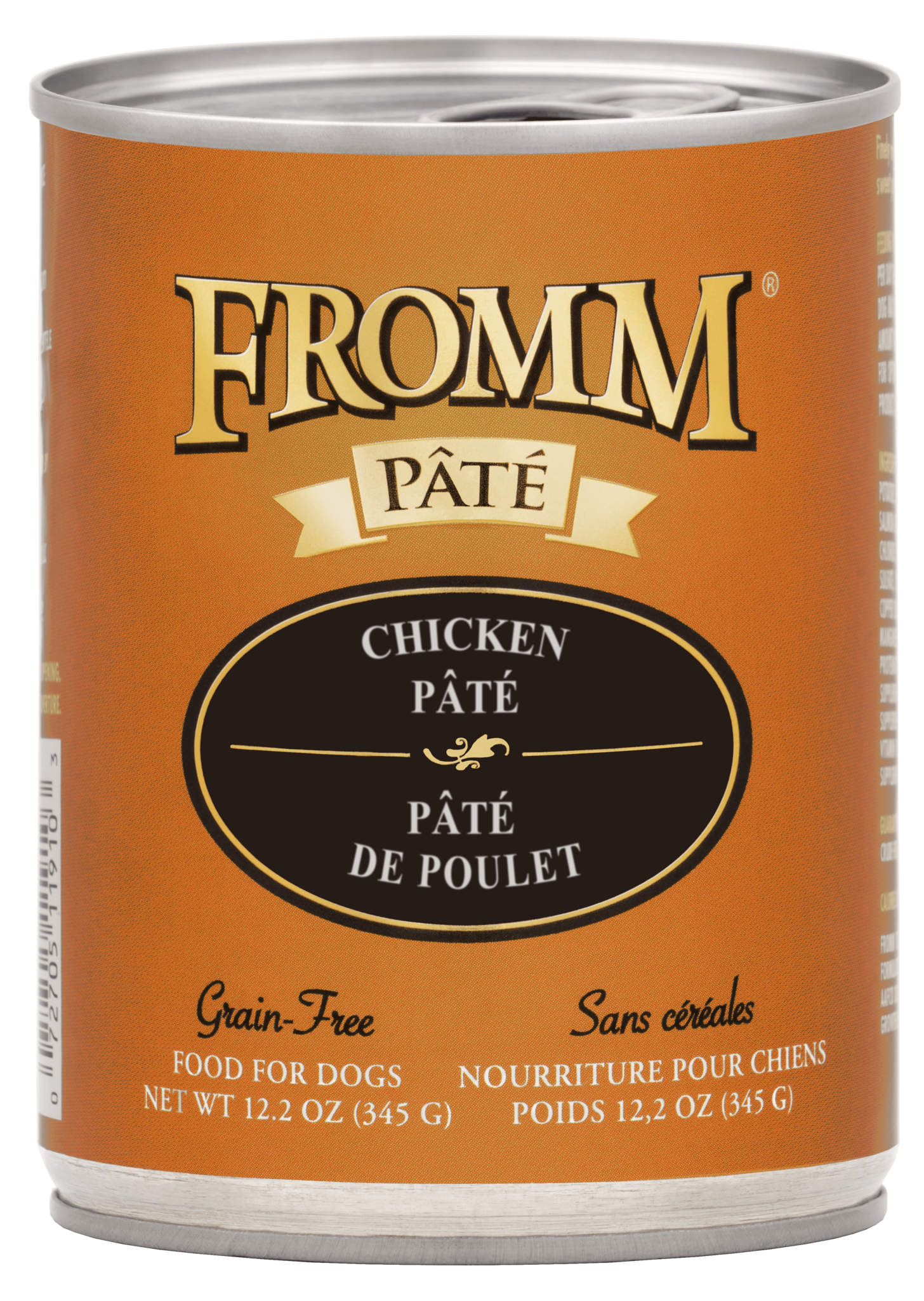 Fromm Fromm Gold Chicken Pate Wet Dog Food 12.2oz