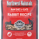 Northwest Naturals Northwest Naturals Nibbles Rabbit Raw Cat Food 2#