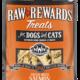 Northwest Naturals Northwest Naturals Raw Rewards Freeze Dried Wild Caught Salmon Cat & Dog Treat 2.5oz