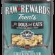 Northwest Naturals Northwest Naturals Raw Rewards Freeze Dried Chicken Liver Cat & Dog Treat 3oz