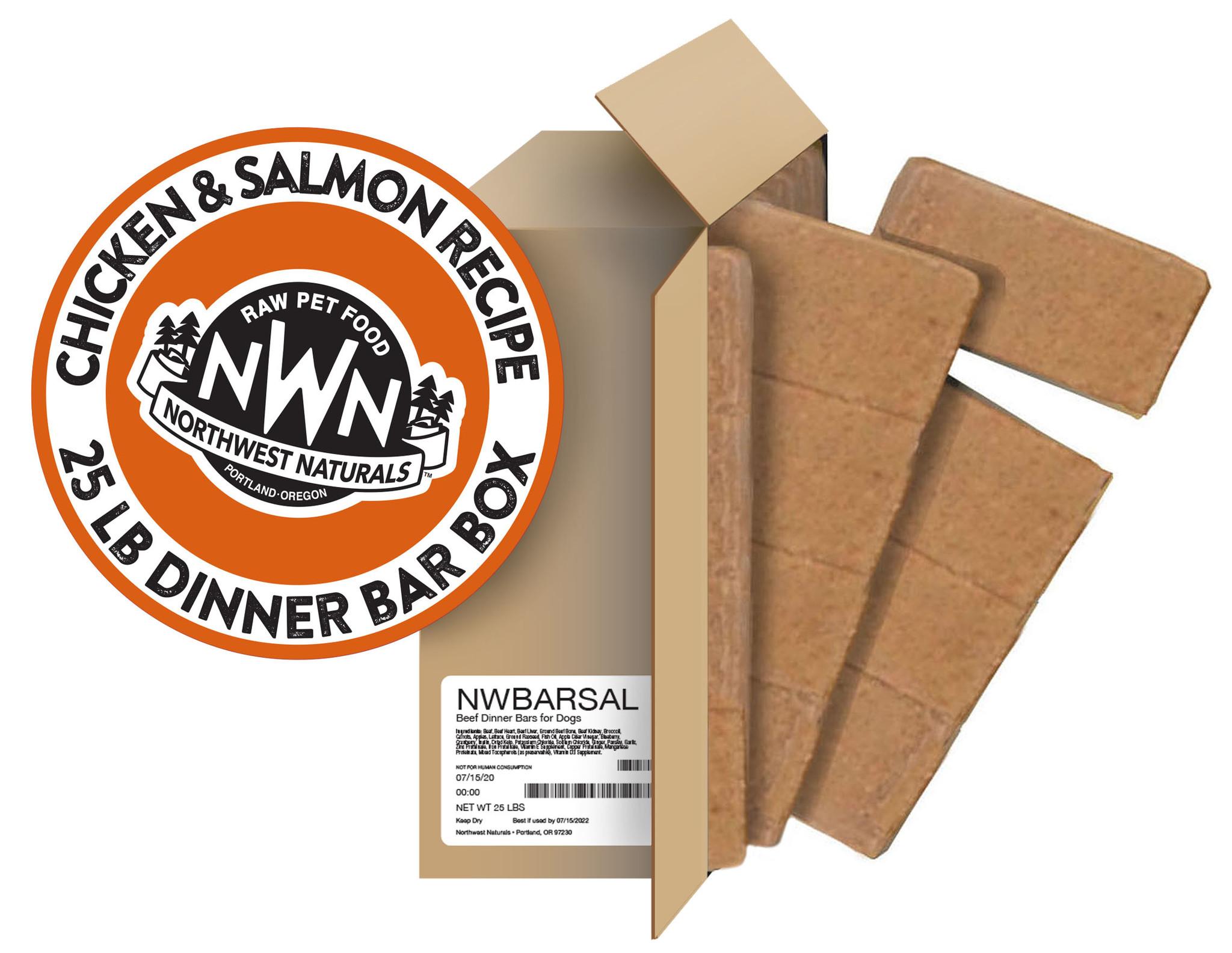 Northwest Naturals Northwest Naturals Chicken & Salmon Raw Dog Food