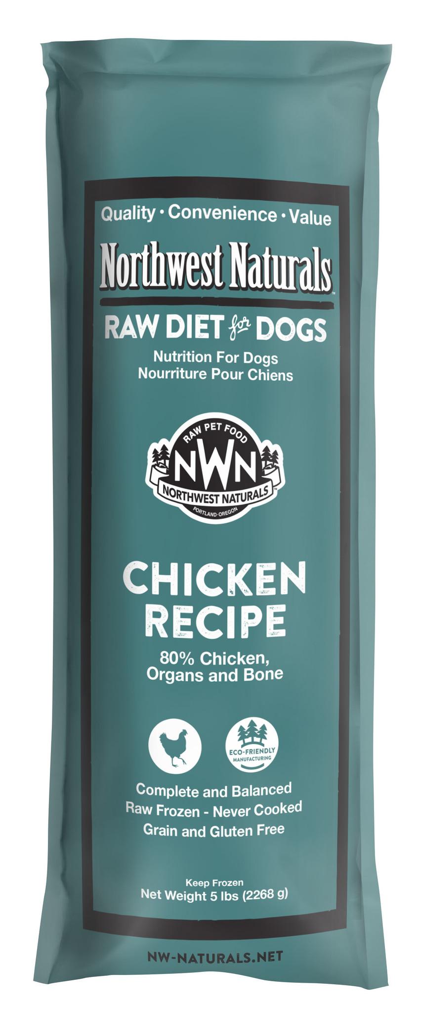 Northwest Naturals Northwest Naturals Chicken Raw Dog Food
