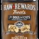 Northwest Naturals Northwest Naturals Raw Rewards Freeze Dried Bison Liver Cat & Dog Treat 3oz