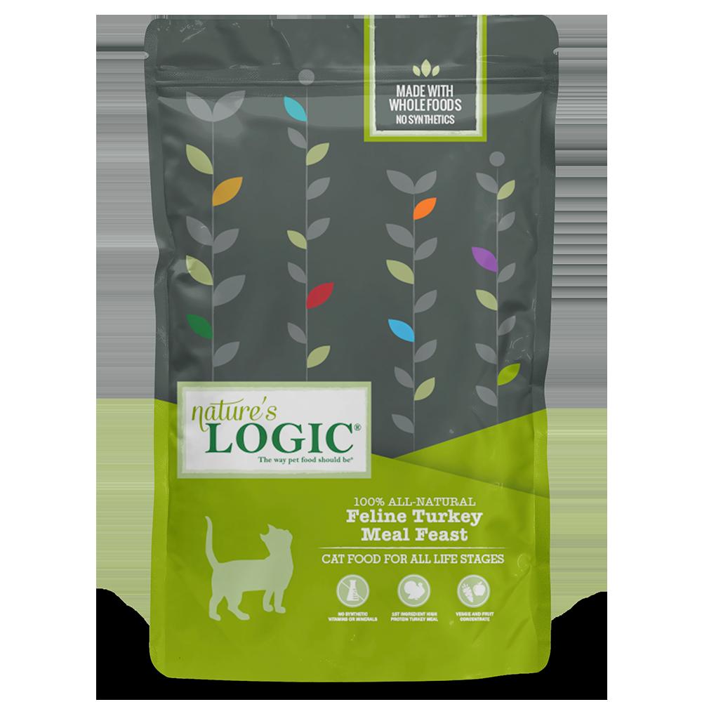 Nature's Logic Nature's Logic Turkey Dry Cat Food