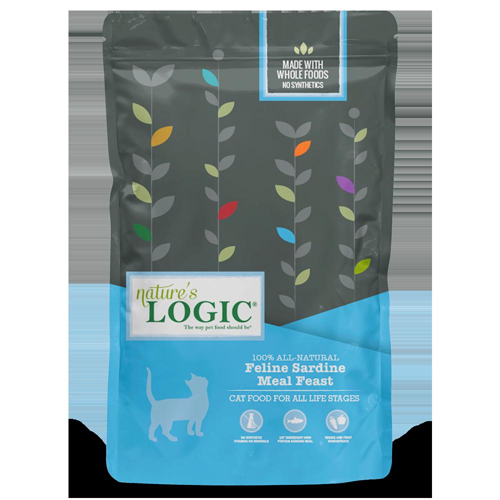 Nature's Logic Nature's Logic Sardine Dry Cat Food