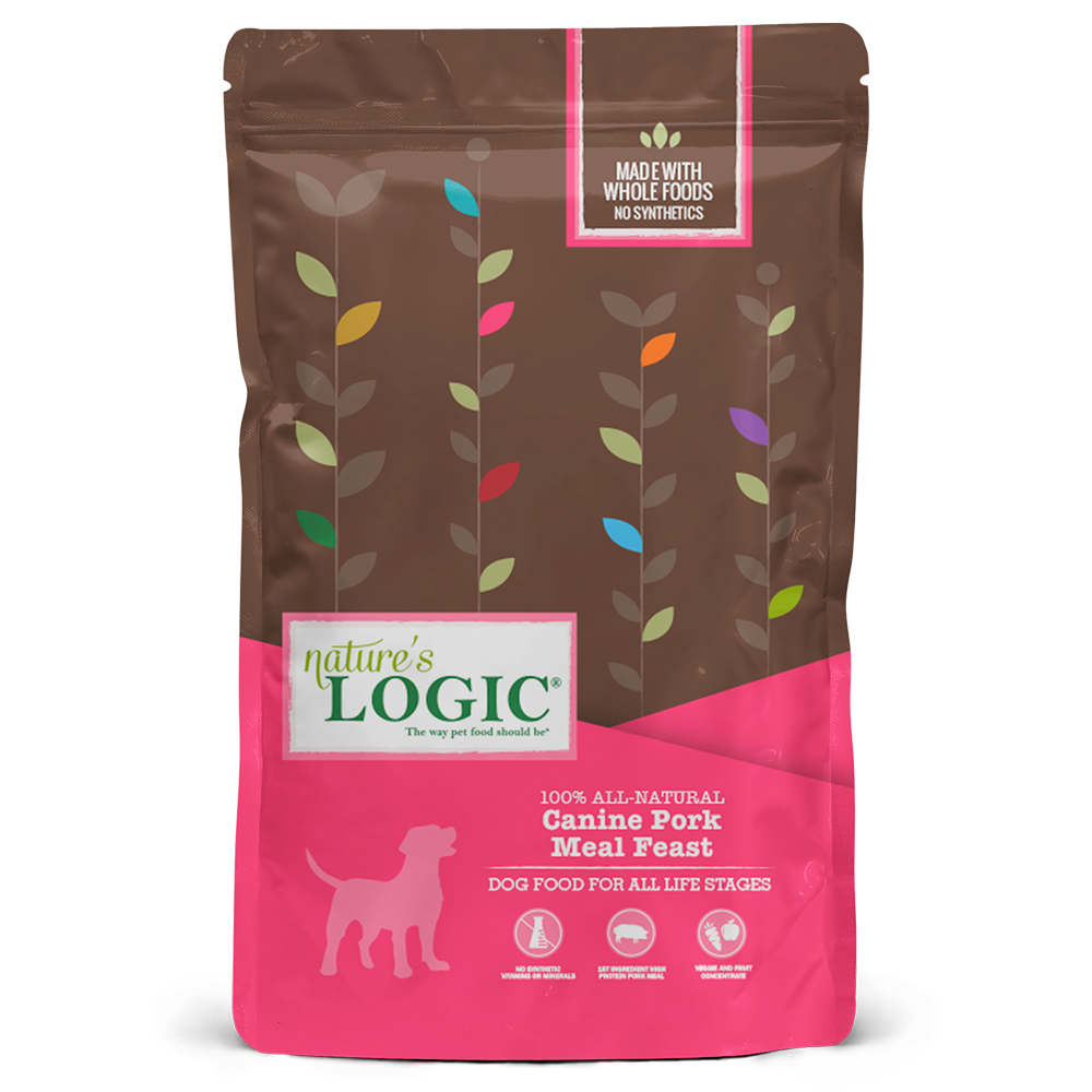 Nature's Logic Nature's Logic Pork Dry Dog Food