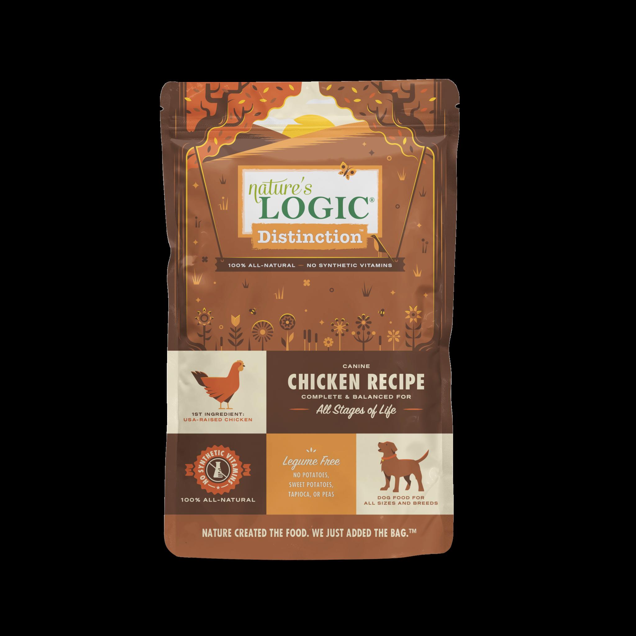 Nature's Logic Nature's Logic Distinction Chicken Dry Dog Food