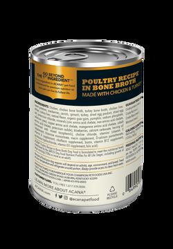 Acana Acana Premium Chunks Poultry Recipe Wet Dog Food 12.8oz