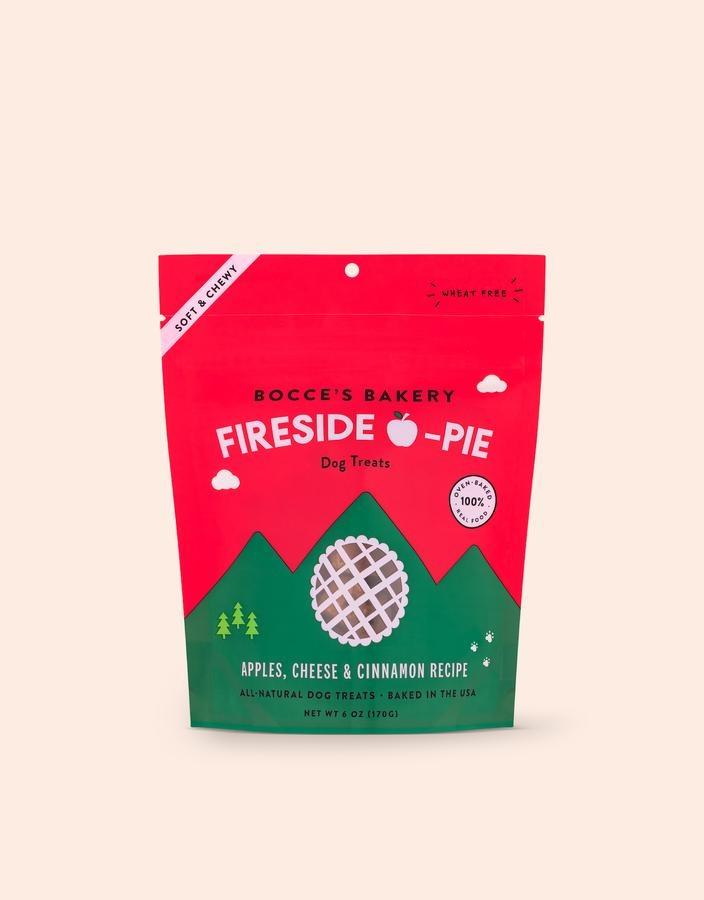 Bocce's Bakery Bocce's Bakery Fireside Apple Pie Soft Chew Dog Treat 6oz
