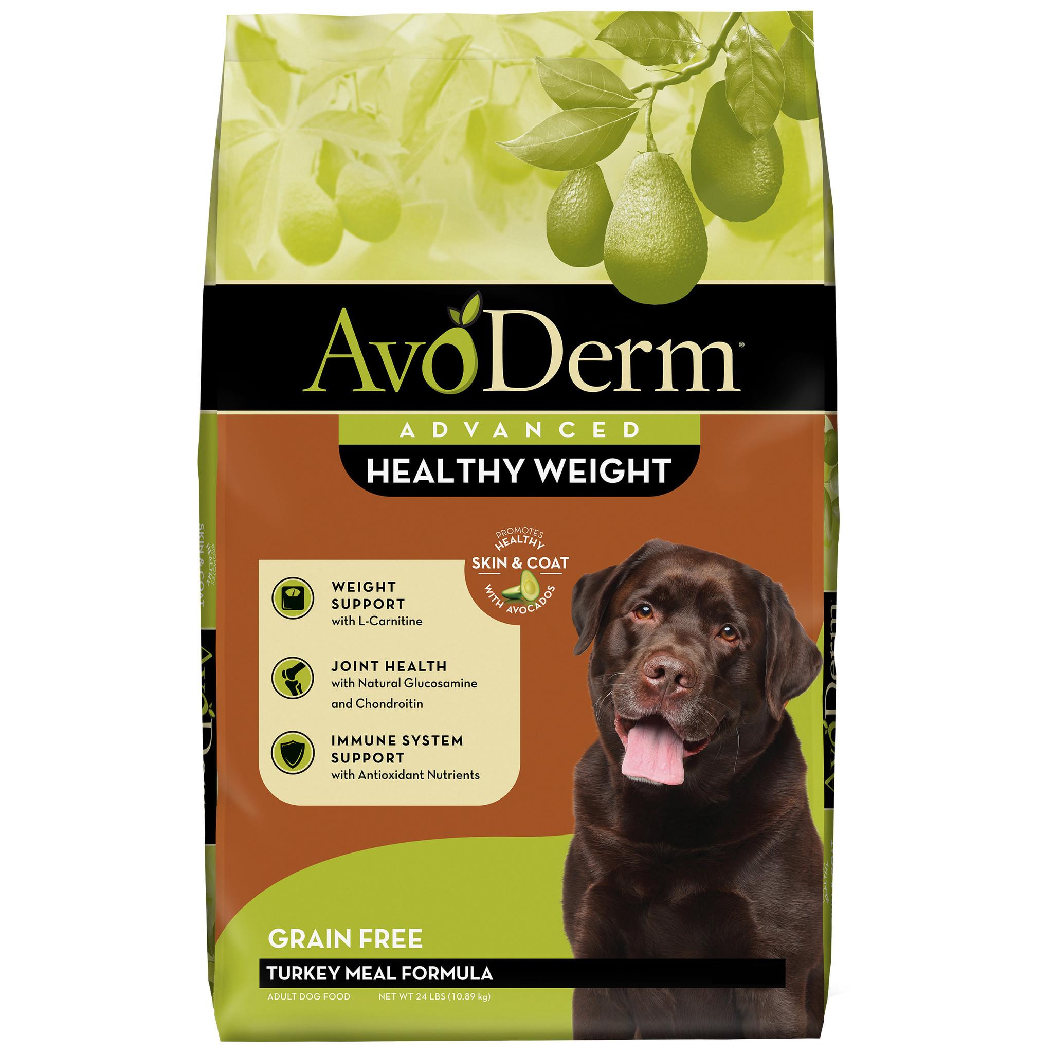 AvoDerm AvoDerm Grain Free Healthy Weight Turkey Dry Dog Food