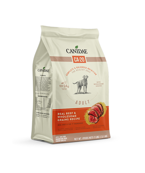 Canidae Canidae CA-20 Beef & Grains Dry Dog Food