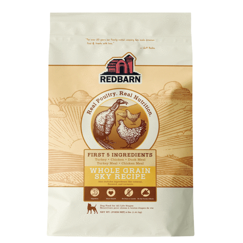 Red Barn RedBarn Whole Grain Sky Recipe Dry Dog Food