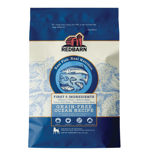 Red Barn RedBarn Grain Free Ocean Recipe Dry Dog Food