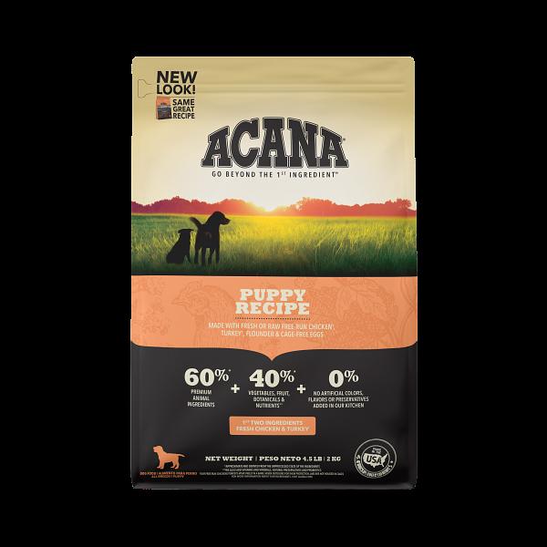 Acana Acana Heritage Puppy & Junior Dry Dog Food
