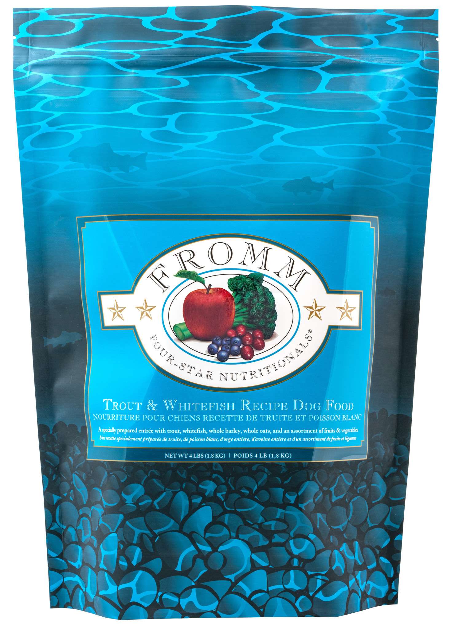 Fromm Fromm Four Star Trout & Whitefish Dry Dog Food