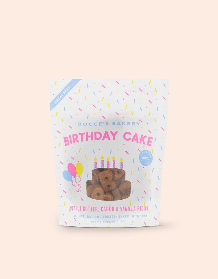 Bocce's Bakery Bocce's Bakery Birthday Cake Biscuits Dog Treat 5oz