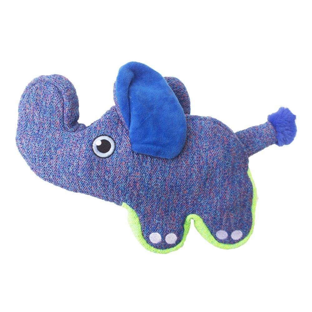 Kong Kong Pipsqueaks Elephant Dog Toy Medium
