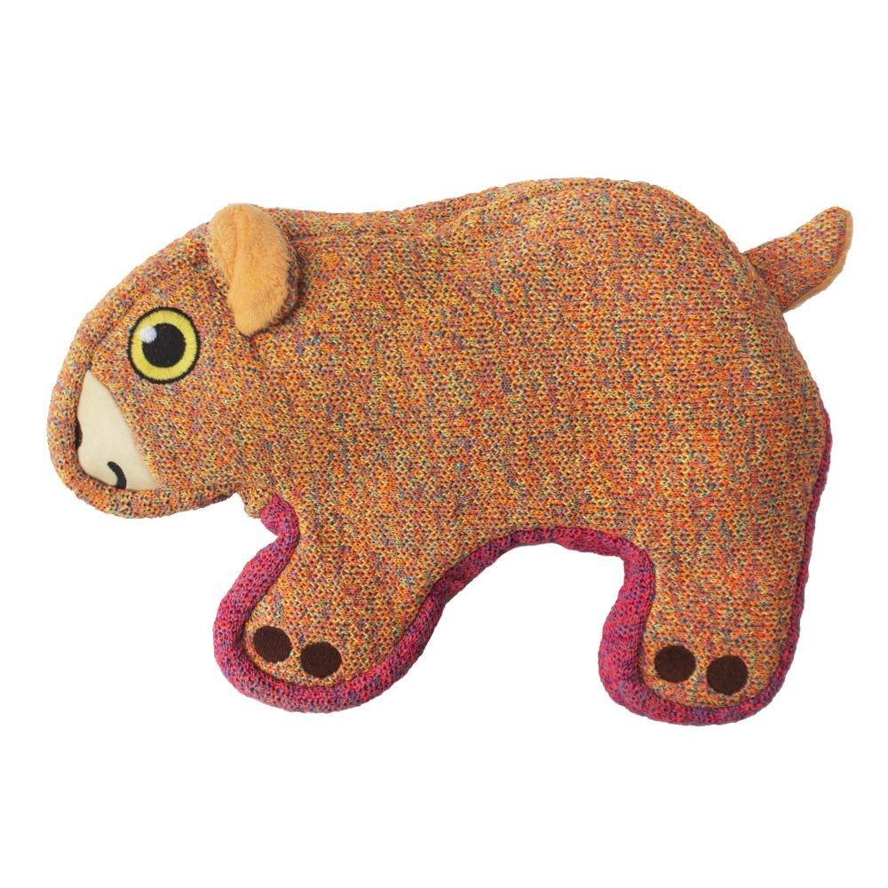 Kong Kong Pipsqueaks Bear Dog Toy Medium