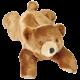 Fluff & Tuff Fluff & Tuff Sadie Bear Dog Toy