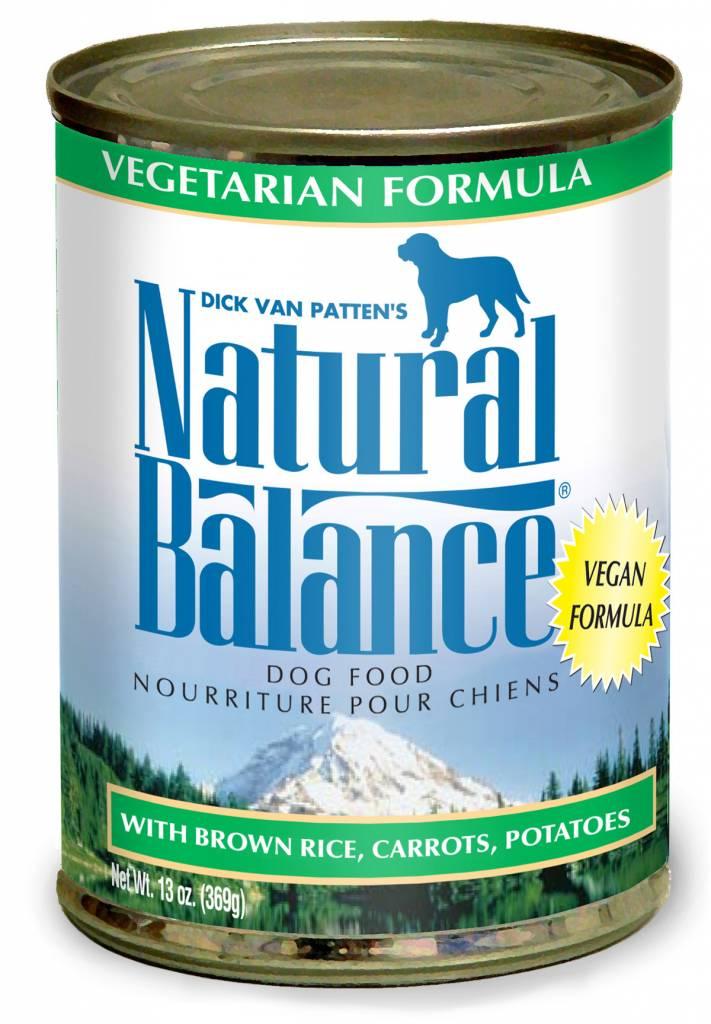 Natural Balance Natural Balance Vegetarian Wet Dog Food 13oz
