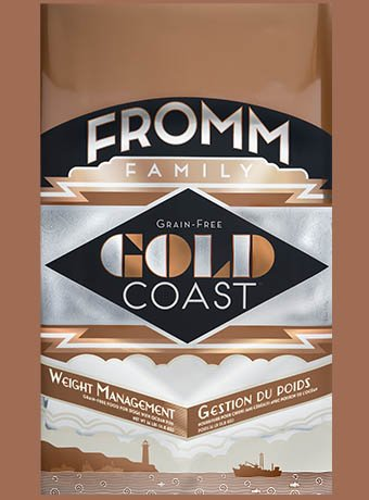 Fromm Fromm Gold Coast Weight Management Dry Dog Food