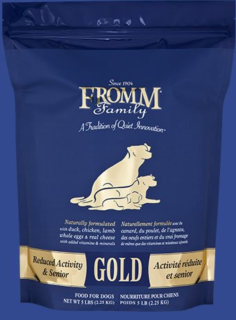 Fromm Fromm Gold Reduced Activity & Senior Dry Dog Food