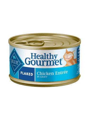 Blue Buffalo Blue Buffalo Healthy Gourmet Flaked Chicken Wet Cat Food
