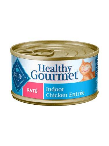Blue Buffalo Blue Buffalo Healthy Gourmet Pate Indoor Chicken Wet Cat Food