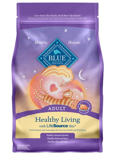 Blue Buffalo Blue Buffalo LPF Healthy Living Chicken Dry Cat Food