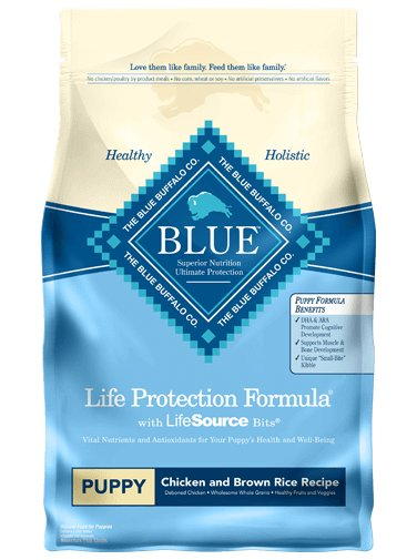 Blue Buffalo Blue Buffalo Life Protection Formula Puppy Chicken & Rice Dry Dog Food