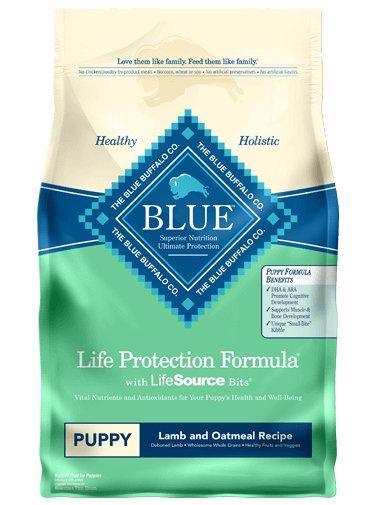 Blue Buffalo Blue Buffalo LPF Puppy Lamb & Oatmeal Dry Dog Food