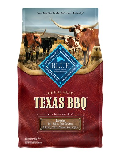 Blue Buffalo Blue Buffalo LPF Regional Texas BBQ Dry Dog Food