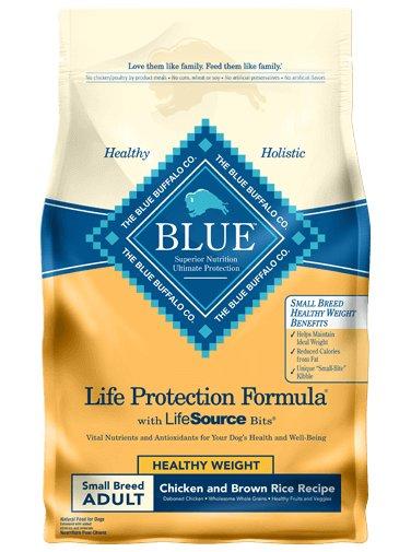 Blue Buffalo Blue Buffalo LPF Small Breed Healthy Weight Chicken & Rice Dry Dog Food