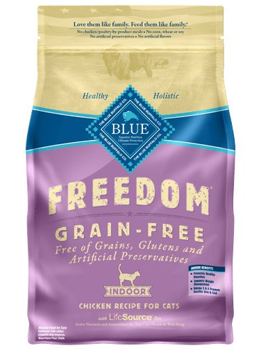 Blue Buffalo Blue Buffalo Freedom Indoor Chicken Dry Cat Food